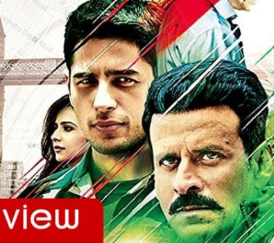 Aiyaari movie review